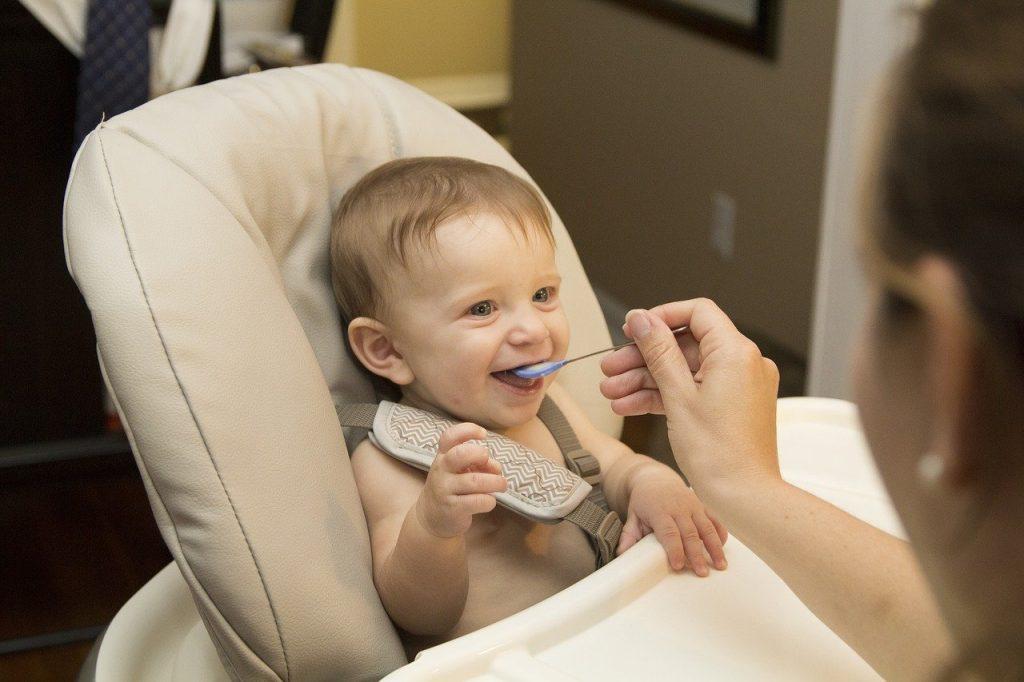 aliments facile à mâchouiller pour les bébés