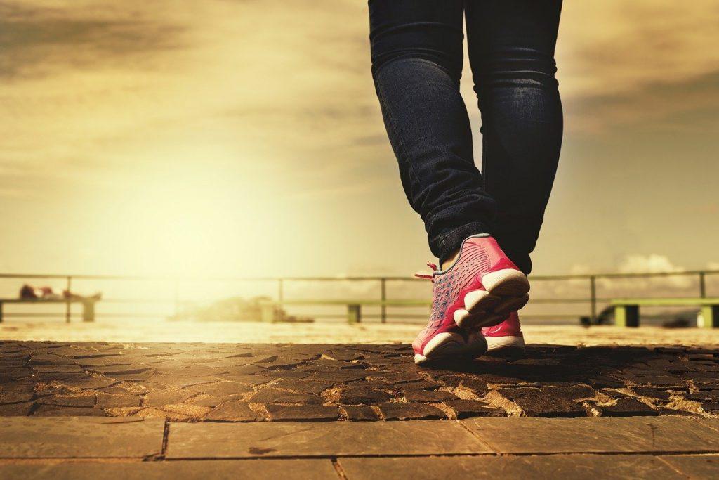 avoir une activité physique régulière