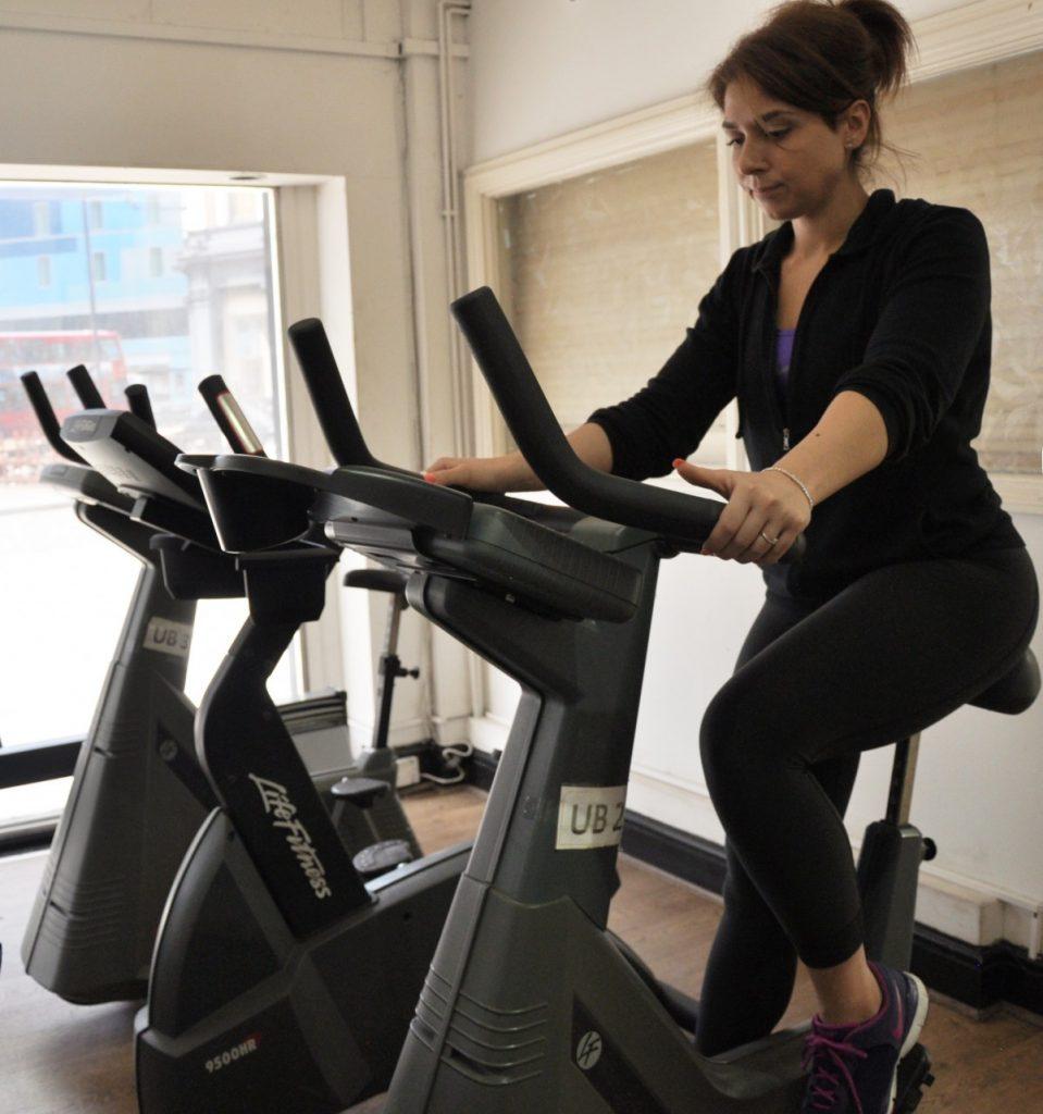 vélo elliptique, pour maigrir à la maison