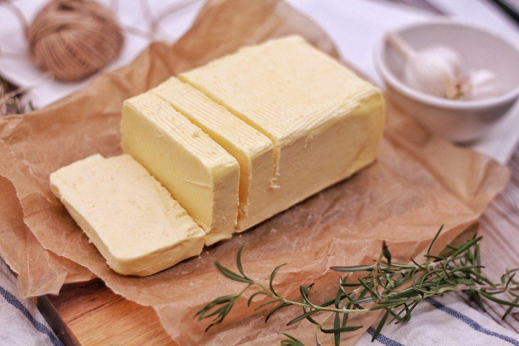 l'importance du beurre