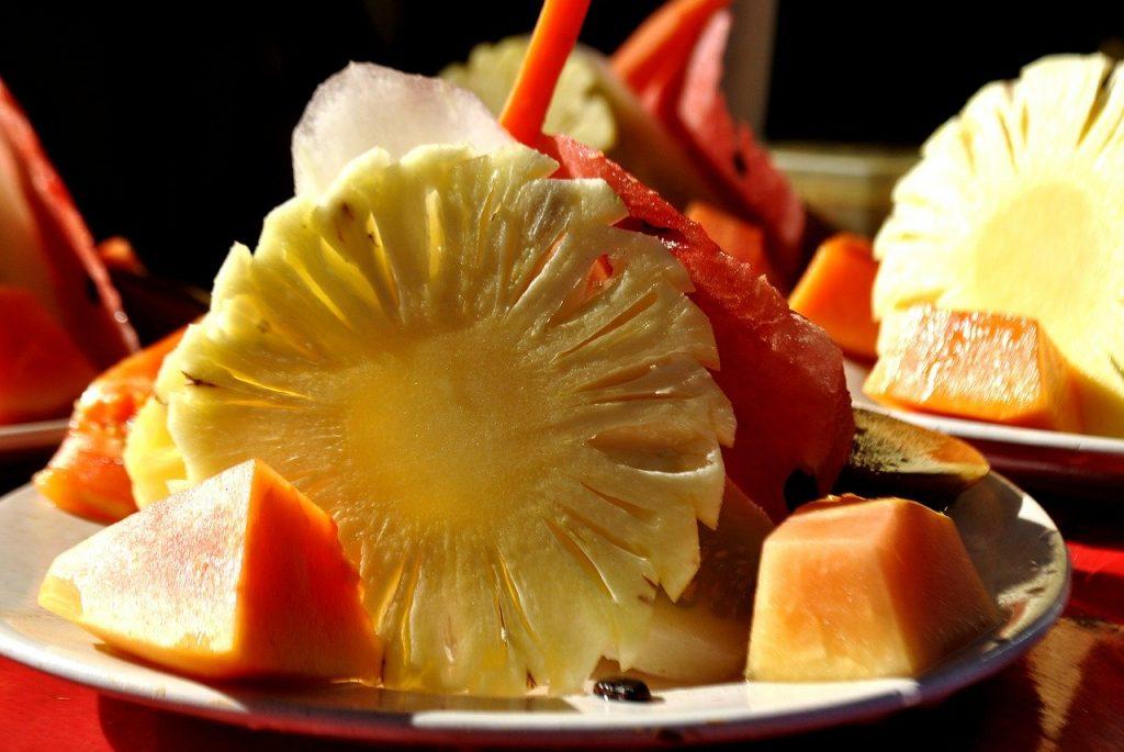 Fruits bénéfiques à la santé