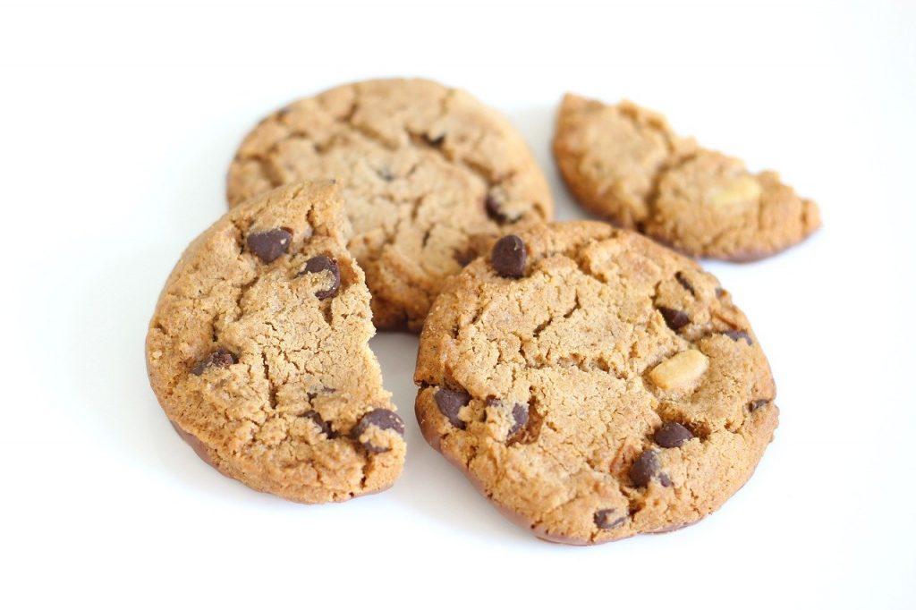 manger des biscuits