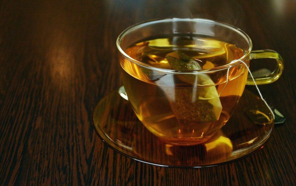 Du thé comme boisson dans le régime Montignac