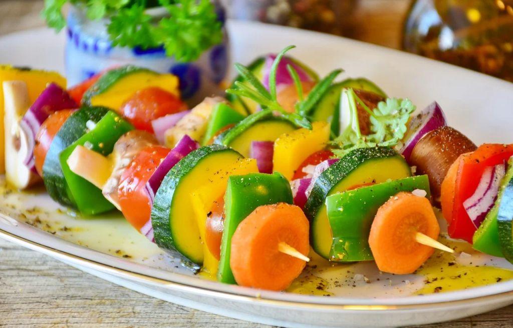 Légumes dans le régime Scarsdale