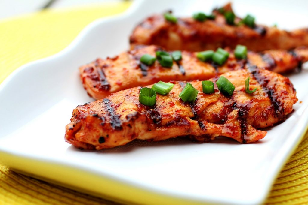 proteine poulet