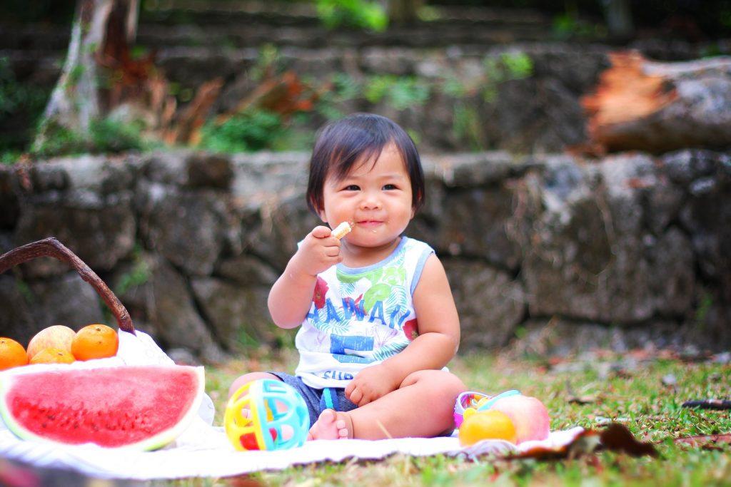 la diversification alimentaire chez les bébés