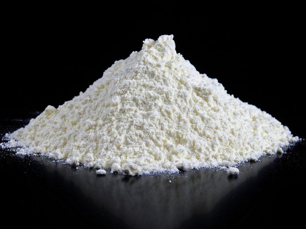 farine blanche