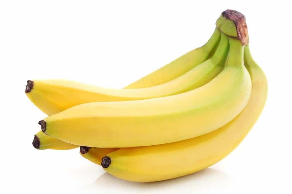 La banane, un coupe-faim naturel