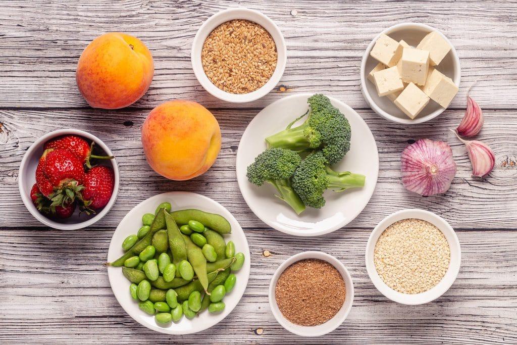 alimentation pour ménopause