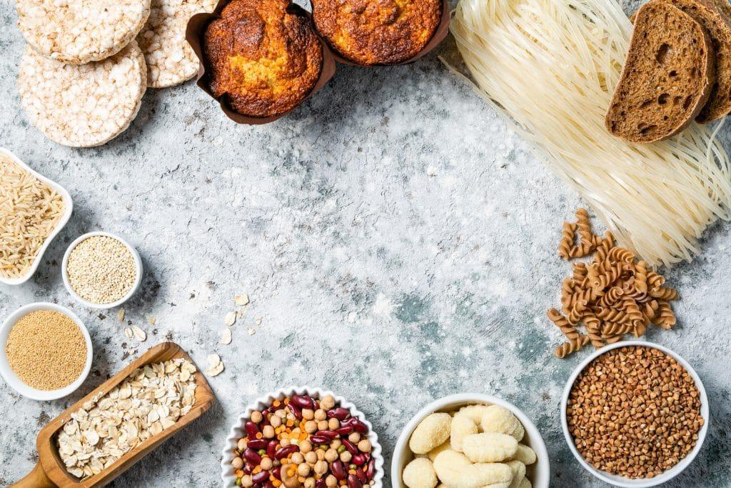 produits alimentaire sans gluten