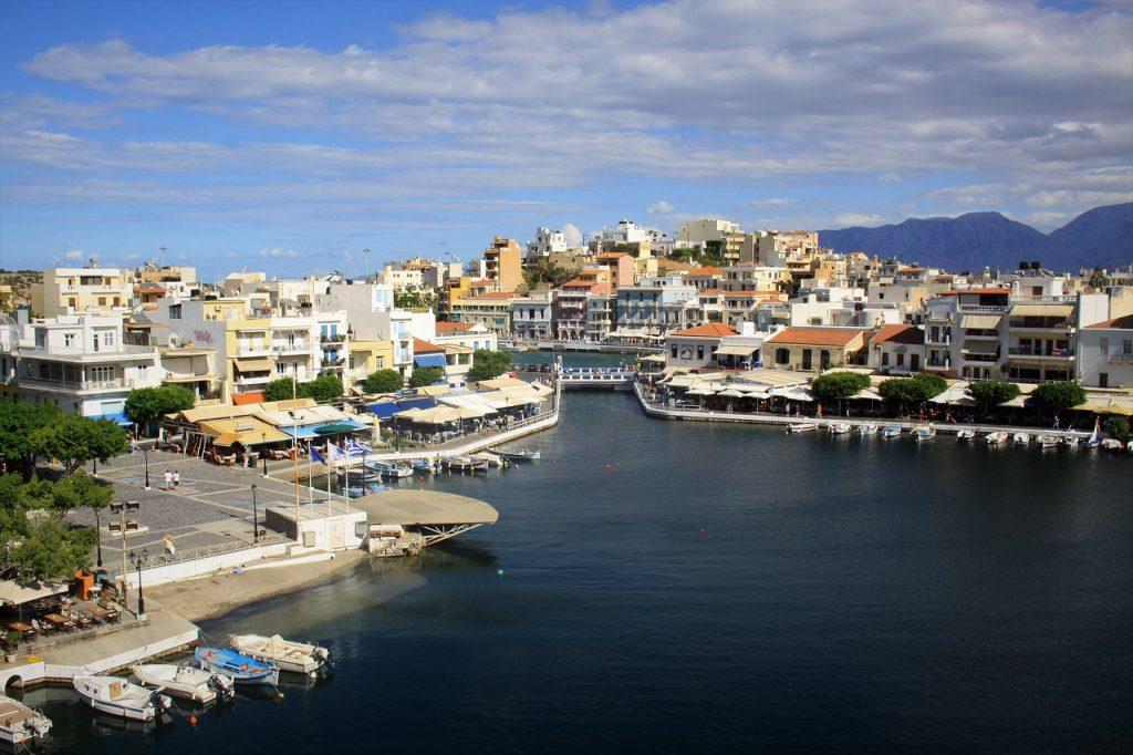 Crète en Grèce