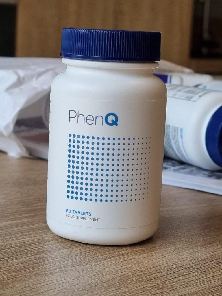 60 gélules de PhenQ par bouteille